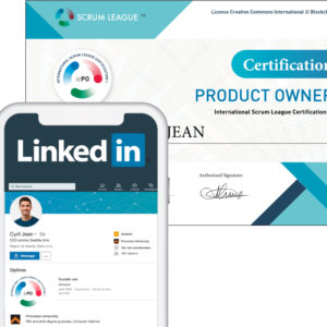 Certification Product Owner