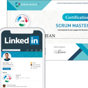 Certification Scrum Master