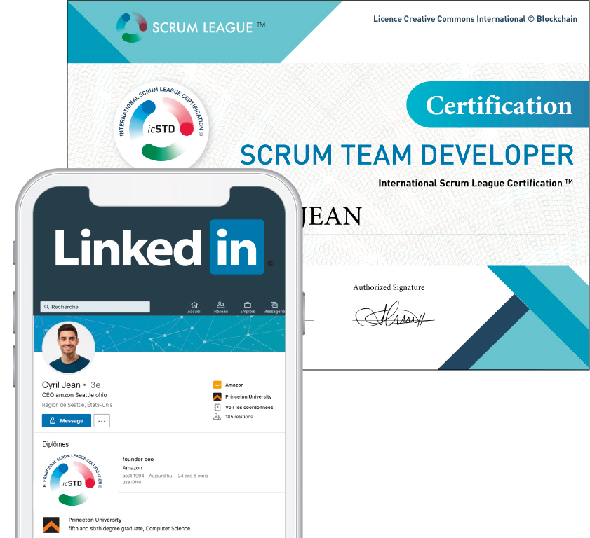 Certification Scrum Developer