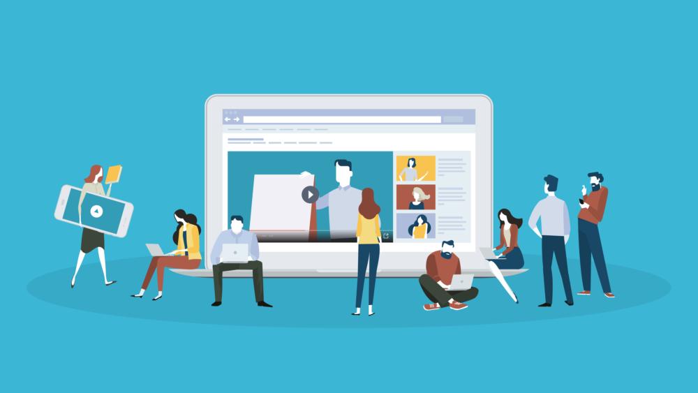 Web conférence sur le Management Agile